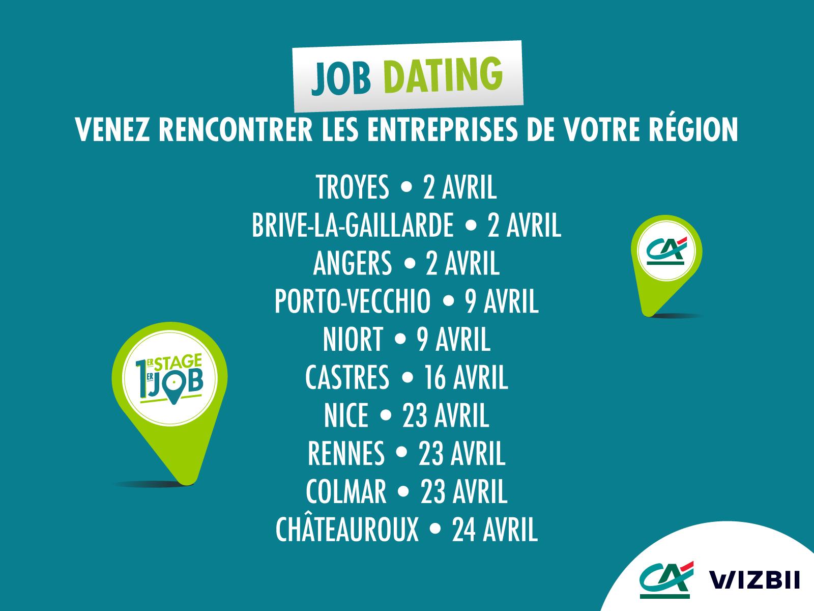job dating alternance rennes coquitlam dating