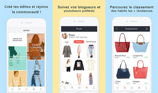 Tweady, application, shopping, vêtements, mode, start-up, jeunes, entrepreneuriat