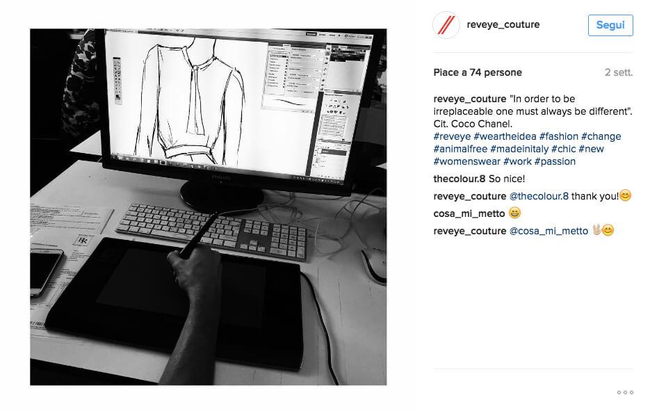 Reveyé, startup, moda, abbigliamento, ragazzi, giovani talenti, passione, progetto, qualità, talento, impegno, lavoro, carriera