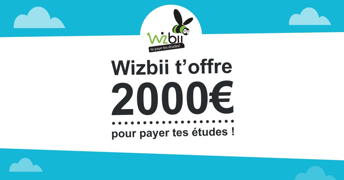 2000€ à gagner