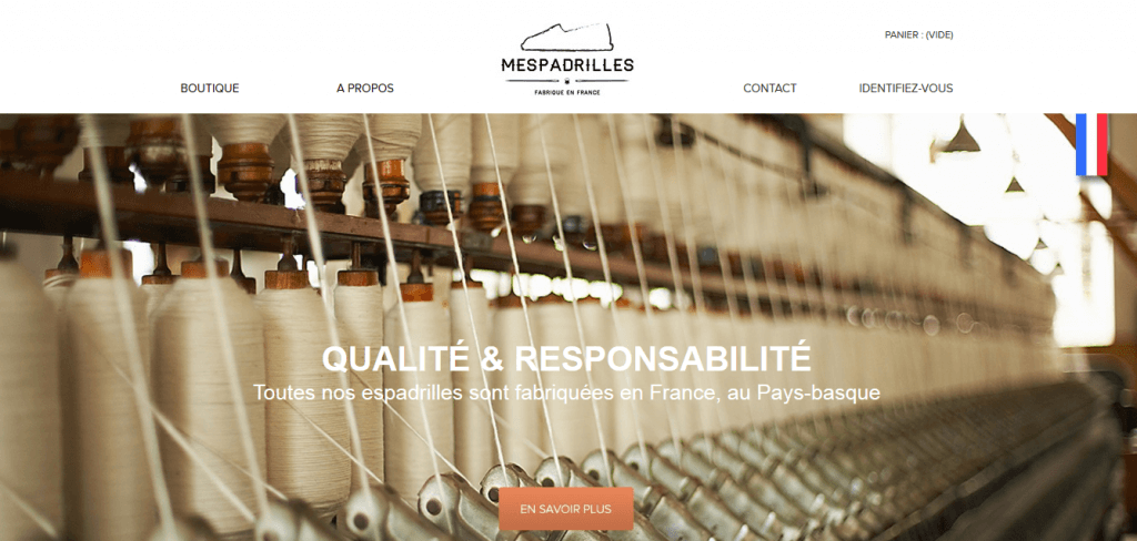 mespadrilles startup