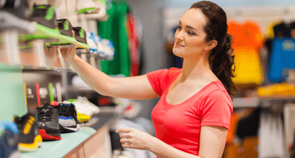 Studentenjobs Nebenjob Studium Finanzierung Verkäuferin Aushilfsbasis
