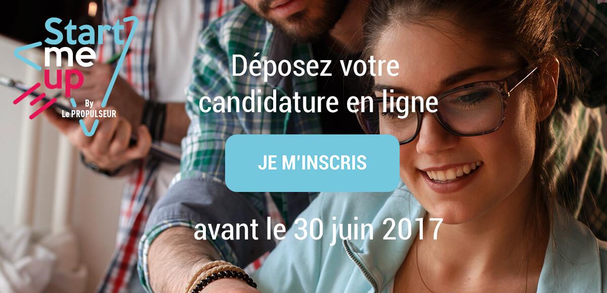 Le concours START ME UP Le Propulseur, une initiative du Crédit Agricole Pyrénées Gascogne