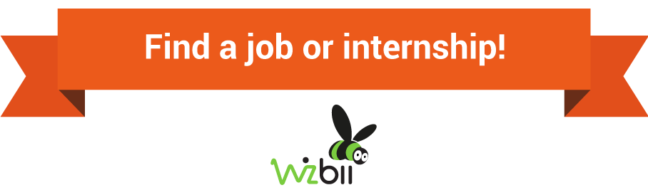 find job or internship wizbii