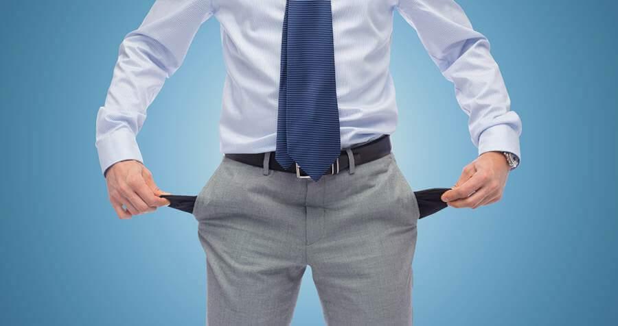 salaire entrepreneur levée de fonds poches vides responsabilité liberté