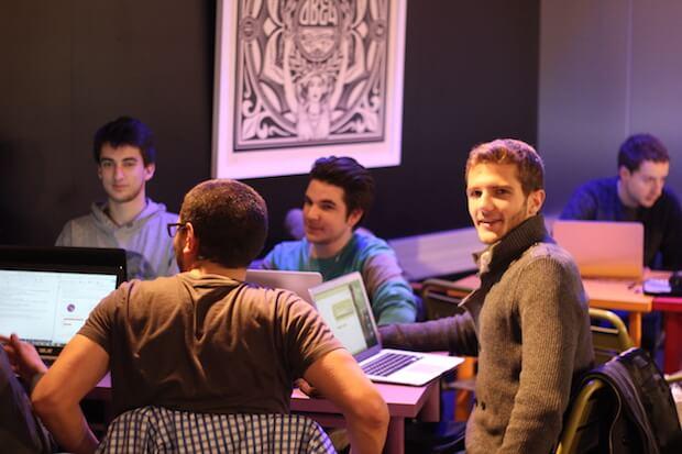team, digital entrepreneur, méthodologie par projet