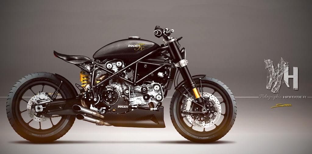 moto design holographic hammer 2