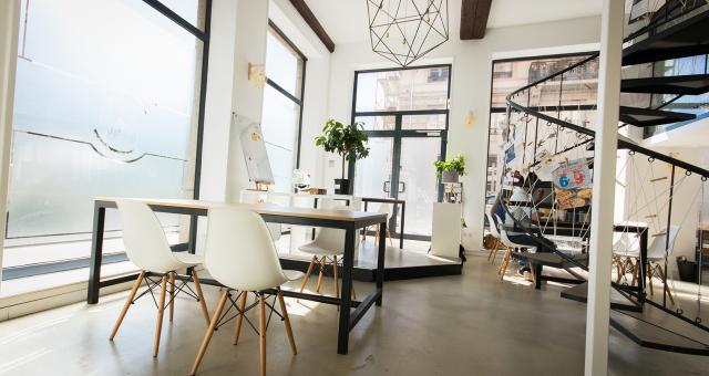 top 5 des espaces de coworking les plus agr ables lyon. Black Bedroom Furniture Sets. Home Design Ideas