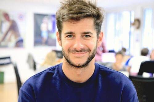 slip francais fondateur Guillaume Gibault startuppers entrepreneur