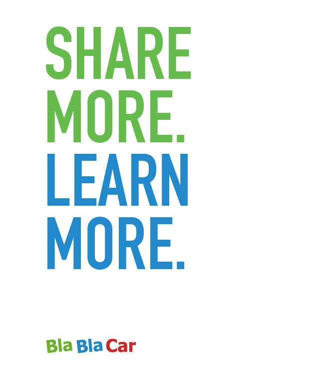Share More. Learn More