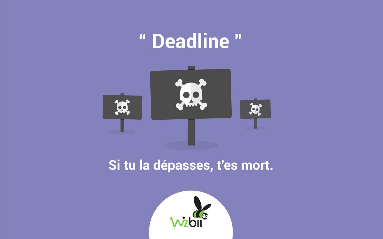 deadline date limite