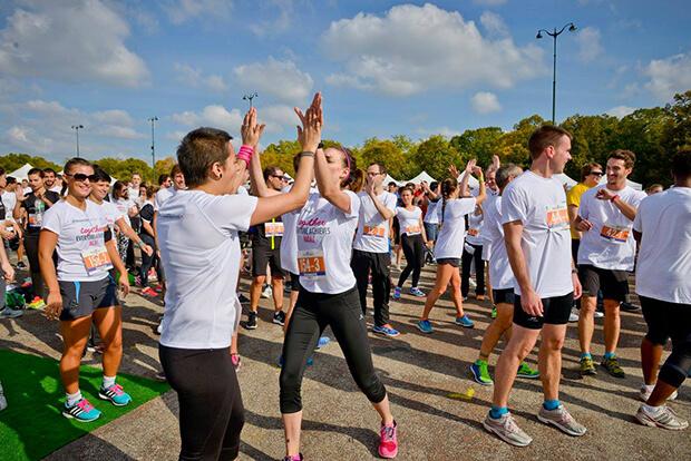 Tech Run, course, start-up, concours, courir, sport, entreprise, entrepreneuriat
