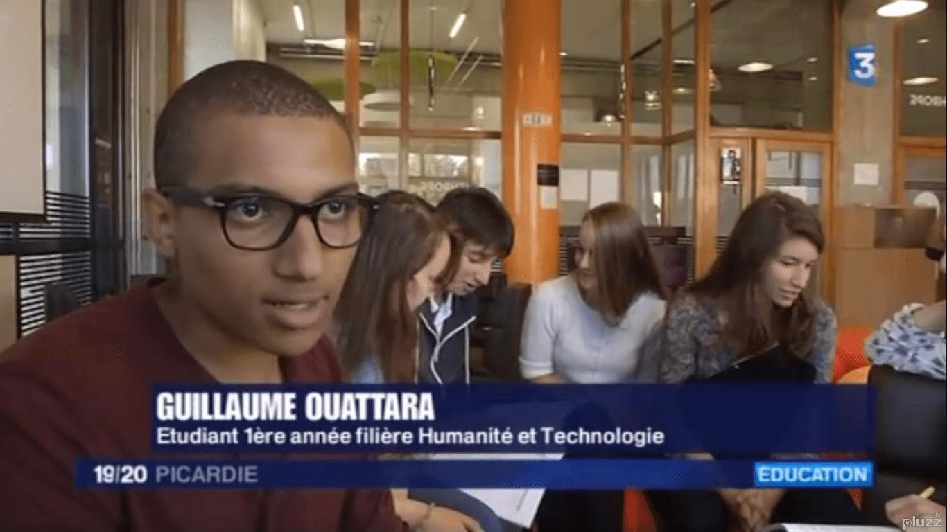 L'ingénu-ingénieur, Guillaume Ouattara, Le Monde, rédacteur, blog, étudiant, talent, France 3