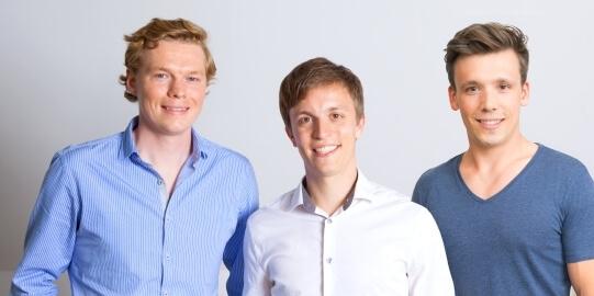 Gründer, Tripcombi, Startup