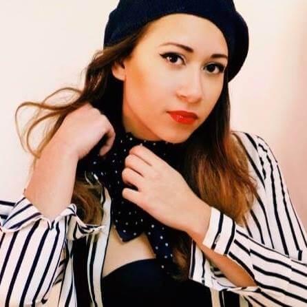 Eve Ottino, passion, musique, chant, chanteuse, jeune talent, ruche, études, Paris, Londres
