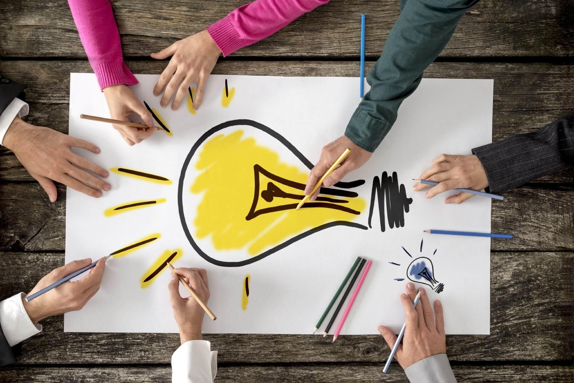 idée, produit, startup, entrepreneur