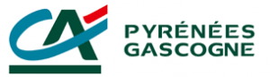 logo credit agricole pyrenees gascogne