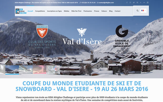 Altigliss, association étudiante, ski, Grenoble Ecole de Management