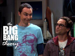 sourire photo de profil réseaux sociaux professionnels Big Bang Theory Sheldon Cooper série recherche emploi internet