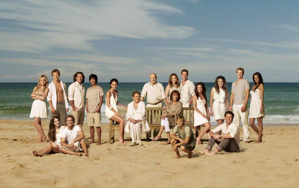 home-and-away, australie, série australienne, accent australien, séries, VO, anglais, apprendre l'anglais, série