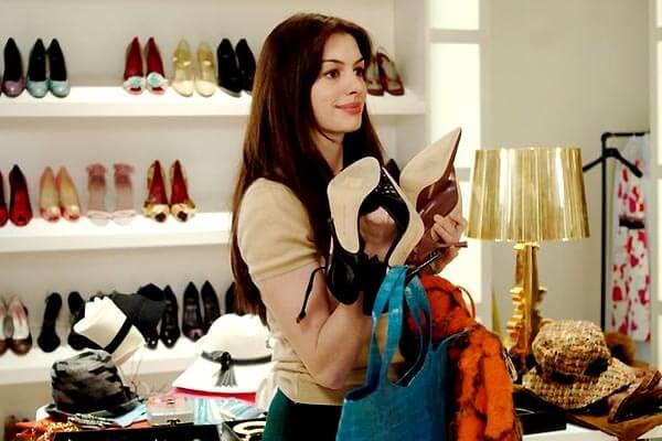 Prada, emploi, carrière, premier emploi, jeune diplômé, mode, job, implication, cinéma, film, le diable s'habille en Prada