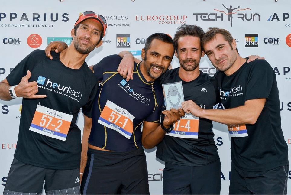 vainqueur tech run