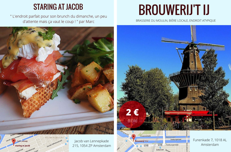 AMSTERDAM bonnes adresses voyager