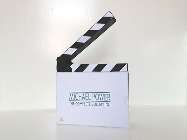 Michael Power, film set, film, cv, resume, curriculum vitae, film cv, food resume, original cv, 2015, UK, dvd set