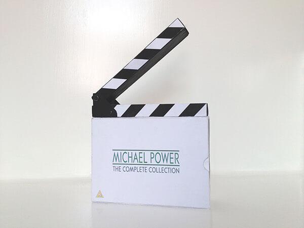 Michael Power, film set, film, cv, resume, curriculum vitae, film cv, food resume, original cv, 2015, UK, dvd set