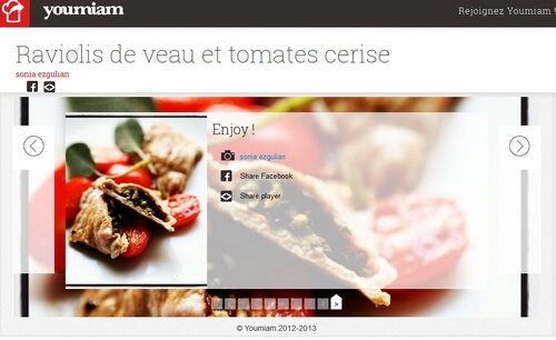 youmiam recette