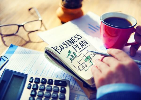 créer le business plan