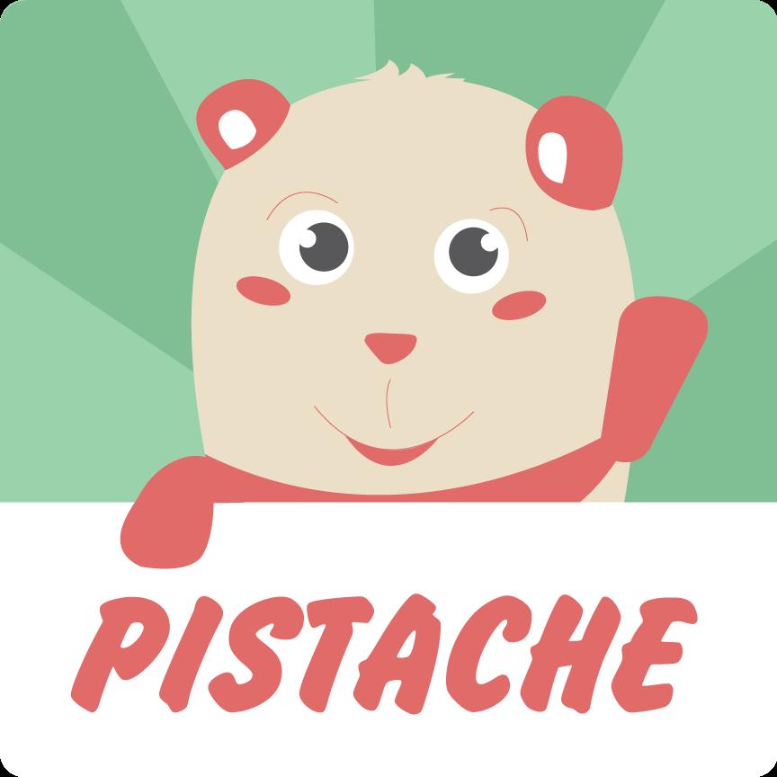 logo pistache