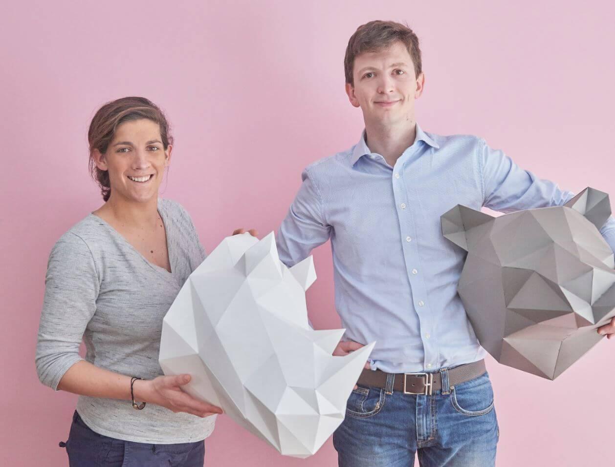 Picintouch, start-up, mamie, photos, création d'entreprise, entrepreneuriat, jeunes