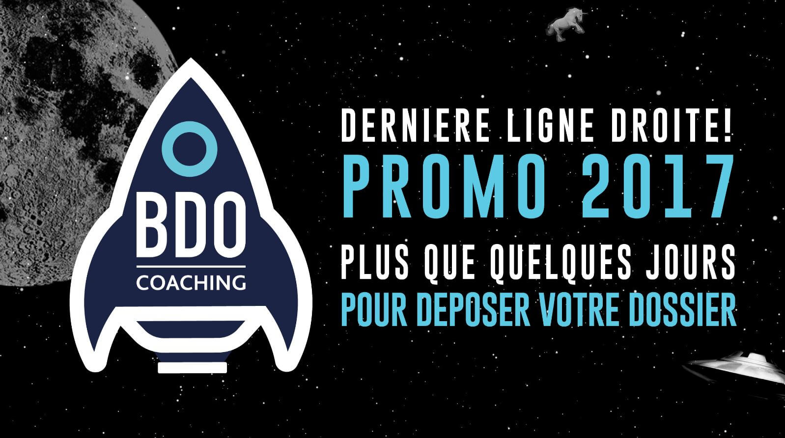 bdo coaching appel projets