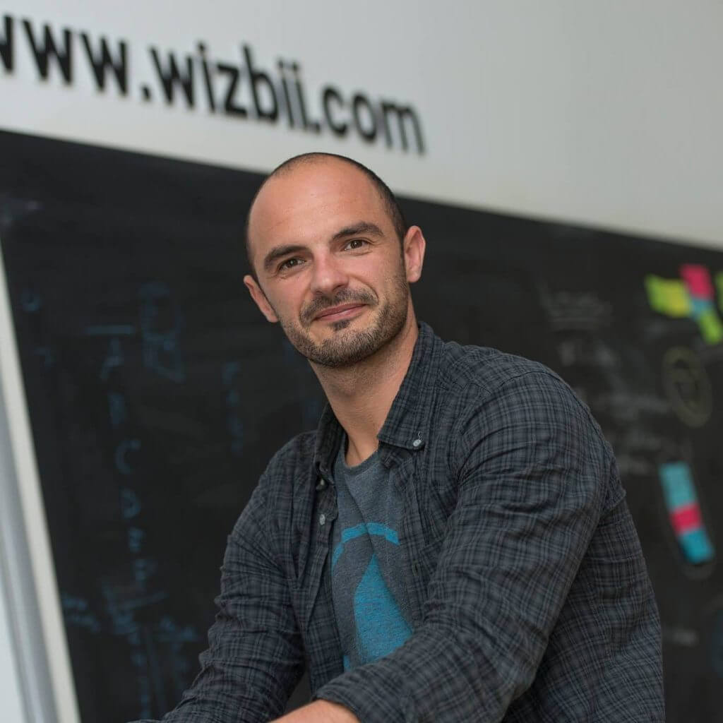 plateforme professionnelle pour l'emploi et l'entrepreneuriat des jeunes benjamin ducousso ceo fondateur wizbii originaire de pau