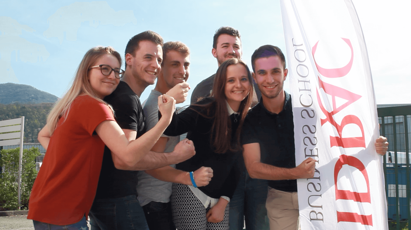 Spartiates, l'initiative originale de l'IDRAC Business School